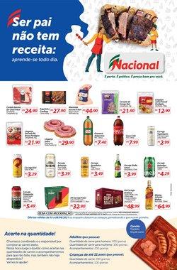 Ofertas de Supermercados no catálogo Nacional (  Publicado hoje)