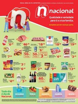 Ofertas de Supermercados no catálogo Nacional (  2 dias mais)