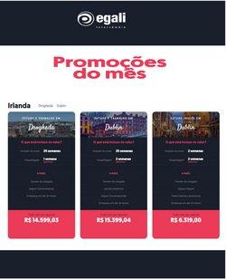 Ofertas Viagens, Turismo e Lazer no catálogo Egali em Ribeirão Preto ( Publicado hoje )