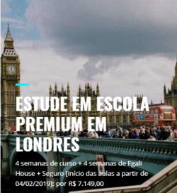 Promoção de Viagens, passeios, turismo no folheto de Egali em Salvador