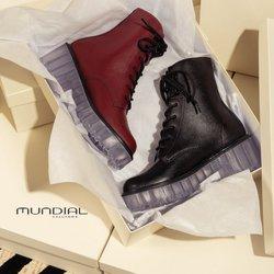 Ofertas de Mundial Calçados no catálogo Mundial Calçados (  19 dias mais)