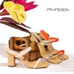 Ofertas de Mundial Calçados no catálogo Mundial Calçados (  3 dias mais)