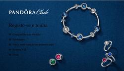 Promoção de Pandora no folheto de Brasília