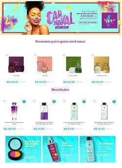 Catálogo Yes Cosmetics ( 3 dias mais )