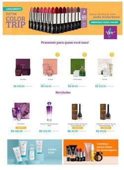 Ofertas de maquiagem no catálogo Yes Cosmetics (  7 dias mais)