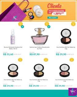 Ofertas de Yes Cosmetics no catálogo Yes Cosmetics (  Vencido)