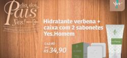 Promoção de Yes Cosmetics no folheto de São Paulo