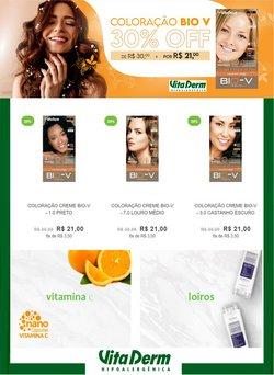 Ofertas Perfumarias e Beleza no catálogo Vita Derm em Uberlândia ( Vence hoje )