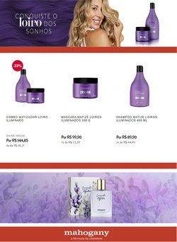 Ofertas Perfumarias e Beleza no catálogo Mahogany em Brasília ( Publicado ontem )