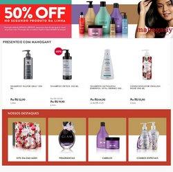 Ofertas Perfumarias e Beleza no catálogo Mahogany em Salvador ( 25 dias mais )