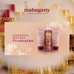 Ofertas de Perfumarias e Beleza no catálogo Mahogany (  Publicado ontem)