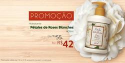 Promoção de Perfumarias e beleza no folheto de Mahogany em Manaus