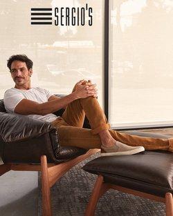 Ofertas de Sergio's no catálogo Sergio's (  Mais de um mês)