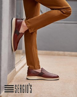 Ofertas de Roupa, Sapatos e Acessórios no catálogo Sergio's (  Publicado hoje)