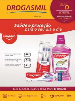 Ofertas de Farmácias e Drogarias no catálogo Drogasmil (  8 dias mais)