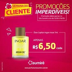 Ofertas de Perfumarias e Beleza no catálogo Perfumaria Sumirê (  Vence hoje)