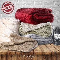 Ofertas de Casa e Decoração no catálogo First Class (  6 dias mais)