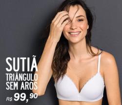 Promoção de Scala sem Costura no folheto de Recife