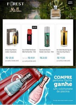 Ofertas Perfumarias e Beleza no catálogo Água de Cheiro em Camaçari ( Publicado a 3 dias )