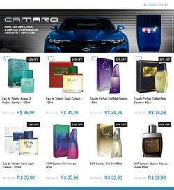 Ofertas Perfumarias e Beleza no catálogo Água de Cheiro em Uberlândia ( 16 dias mais )