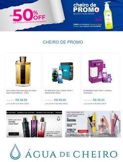 Ofertas de Perfumarias e Beleza no catálogo Água de Cheiro (  6 dias mais)