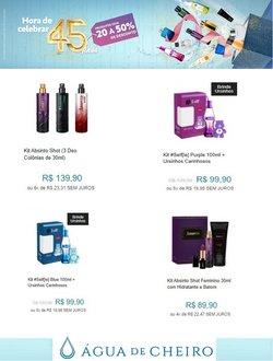 Ofertas de Água de Cheiro no catálogo Água de Cheiro (  4 dias mais)