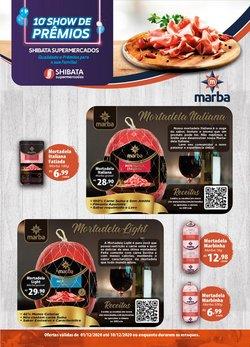 Catálogo Shibata Supermercados ( Publicado hoje )