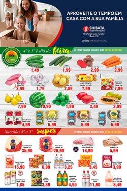 Catálogo Shibata Supermercados em São Bernardo do Campo ( Vencido )