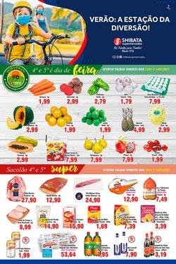 Ofertas de Tradição em Shibata Supermercados