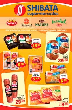 Catálogo Shibata Supermercados (  6 dias mais)