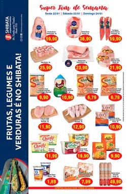 Catálogo Shibata Supermercados em São Paulo ( Vencido )