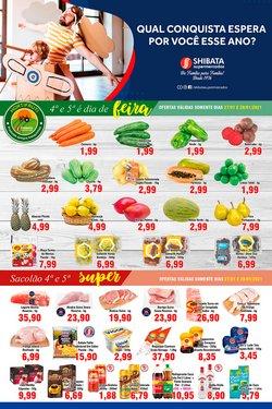 Catálogo Shibata Supermercados em São Paulo ( Publicado hoje )
