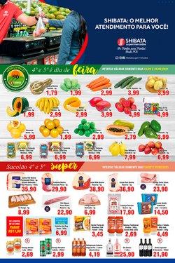 Catálogo Shibata Supermercados ( 3 dias mais )