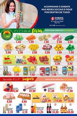 Catálogo Shibata Supermercados em Guarulhos ( 3 dias mais )
