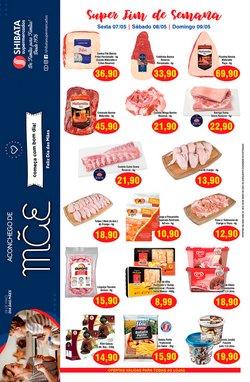 Ofertas de Dia das Mães no catálogo Shibata Supermercados (  Vence hoje)