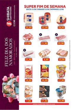 Ofertas de Shibata Supermercados no catálogo Shibata Supermercados (  Vencido)