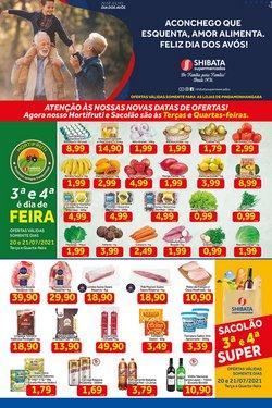 Catálogo Shibata Supermercados (  3 dias mais)
