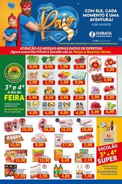 Catálogo Shibata Supermercados (  4 dias mais)