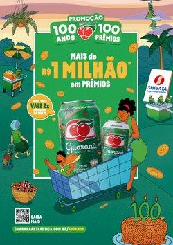 Ofertas de Shibata Supermercados no catálogo Shibata Supermercados (  10 dias mais)