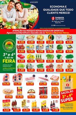 Ofertas de Shibata Supermercados no catálogo Shibata Supermercados (  2 dias mais)