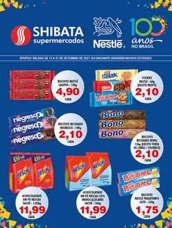 Ofertas de Shibata Supermercados no catálogo Shibata Supermercados (  3 dias mais)