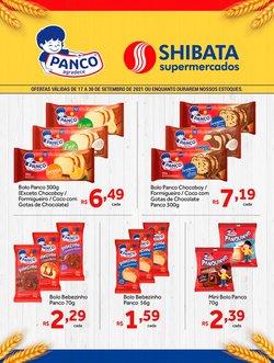 Ofertas de Shibata Supermercados no catálogo Shibata Supermercados (  Publicado hoje)