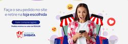 Cupom Shibata Supermercados em Itaquaquecetuba ( 23 dias mais )