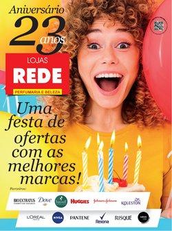 Ofertas de Perfumarias e Beleza no catálogo Lojas Rede (  7 dias mais)