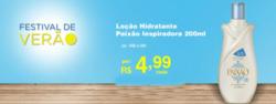 Promoção de Lojas Rede no folheto de Belo Horizonte