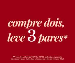 Promoção de Capodarte no folheto de São Paulo