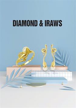 Ofertas Relógios e Joias no catálogo Diamond & Iraws em Betim ( Mais de um mês )