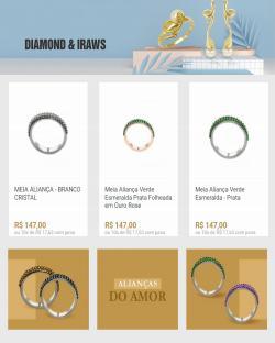 Ofertas de Diamond & Iraws no catálogo Diamond & Iraws (  4 dias mais)
