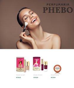 Ofertas Perfumarias e Beleza no catálogo Phebo em Uberlândia ( 4 dias mais )