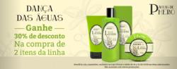 Promoção de Perfumarias e beleza no folheto de Phebo em Belém